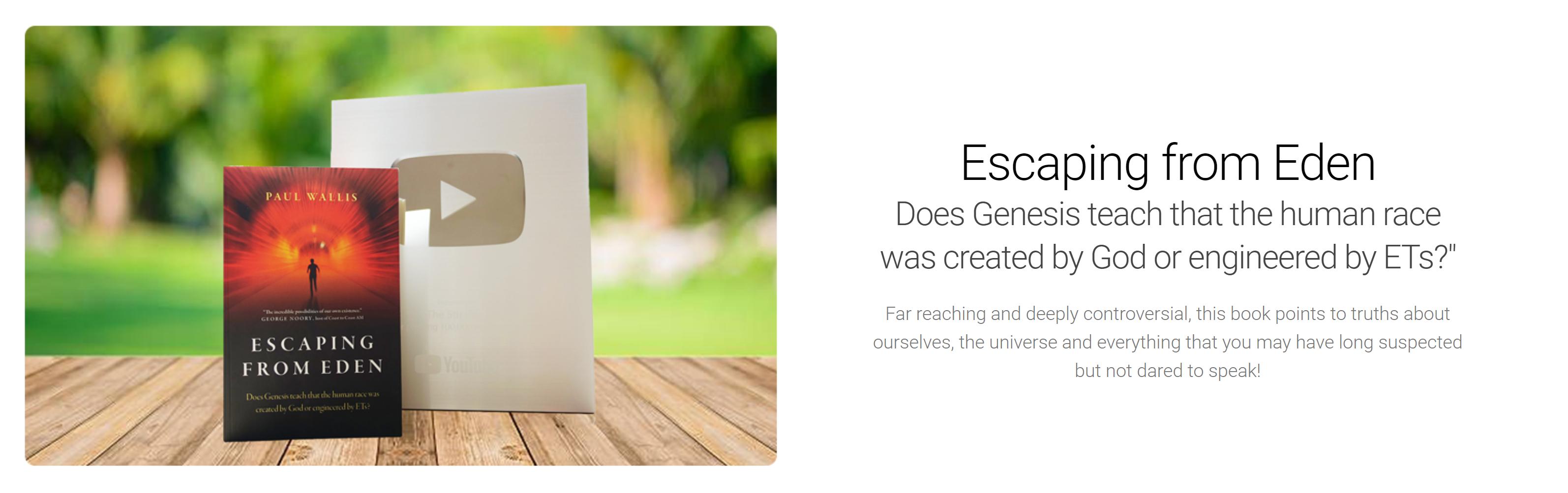 Escaping from Eden - award (2)