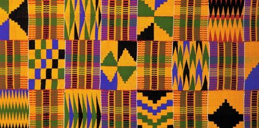 Kente cloth (2)