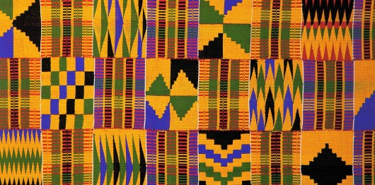 Kente cloth (2)