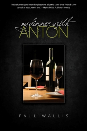 My Dinner with Anton - Cover
