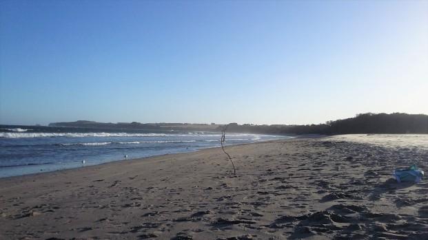 Caleb beach3