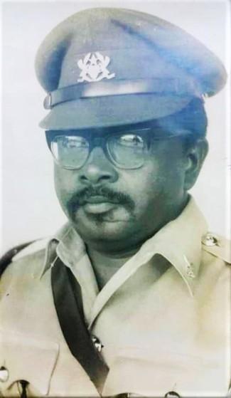 Lt Col Henry W A Sackeyfio (2)