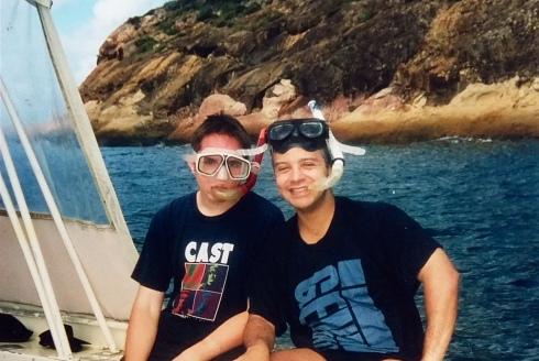 Me and Matt