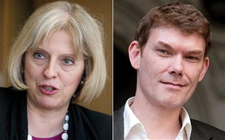 Theresa May blocks Gary McKinnon's extradition