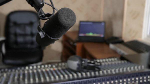 Yarra Valley FM mic