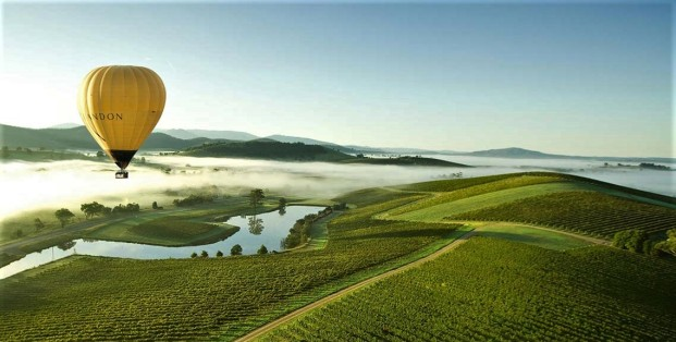 hot-air-balloon-over-yarra-valley