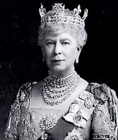 Dowager Queen Mary
