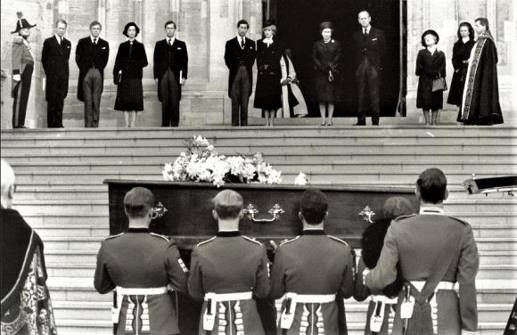 duchess funeral