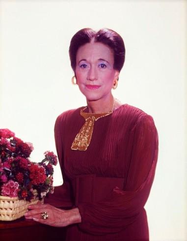 Duchess last portrait aged 75