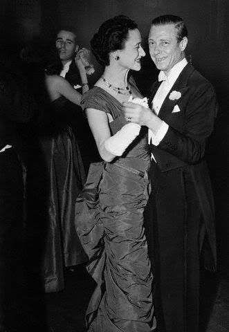 duke and duchess dancing in 1946