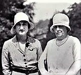 Wallis and Aunt Bessie