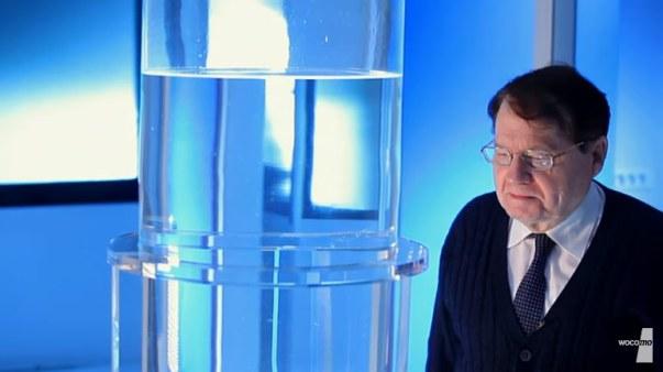 luc montagnier nobel prize laureate
