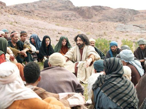 jesus men and women