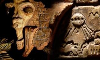 Egyptian aliens