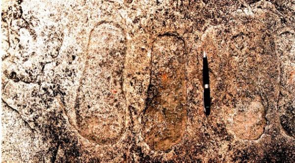 Jharkahnd footprints
