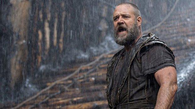 Russell as Noah