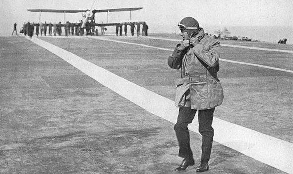edward pilot